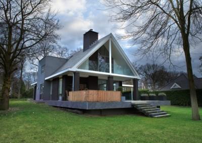Nieuwbouw woonhuis Oosterbeek