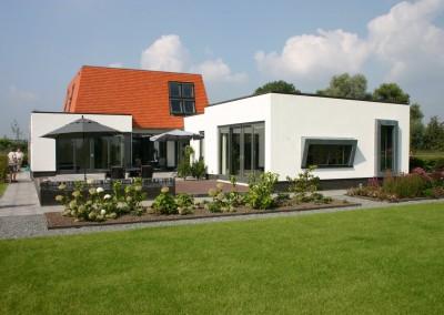 Nieuwbouw woonhuis Arnhem